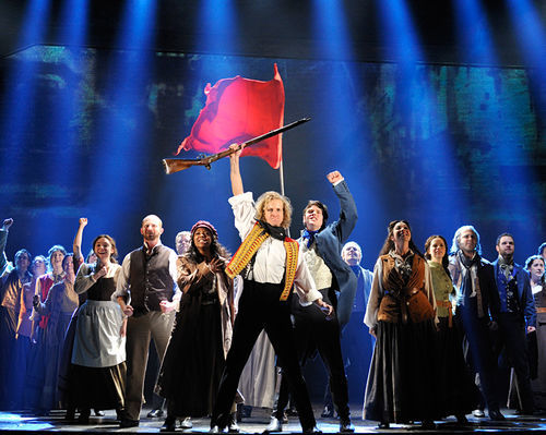 """One Day More"" and one year more as Les Miz continues its 25th anniversary tour, now at the Winspear."