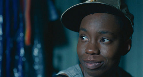Adepero Oduye is a lesbian teen who struggles to free herself from homophobic parents in Pariah.