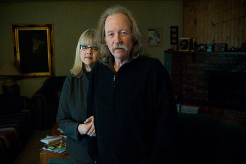 Seth Winder's father and stepmother, Rodney and Karen Winder, self-published a book about Seth's descent into madness.