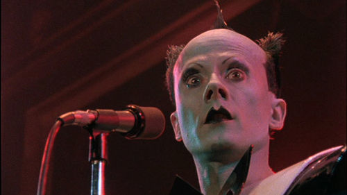 Klaus Nomi's alien opera in Urgh! A Music War