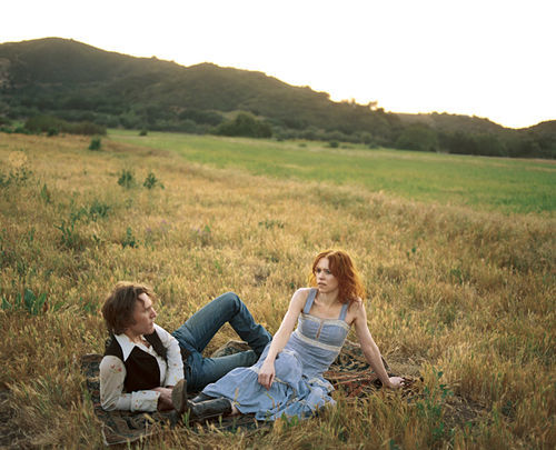 David Rawlings and Gillian Welch, salt of the earth.