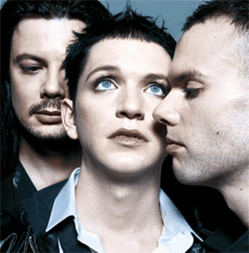 With haircuts like this, Placebo couldn't possibly be pretentious, could they?