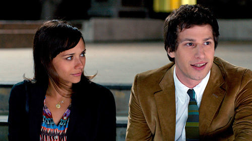 Rashida Jones and Andy Samberg share the world's most amicable divorce.