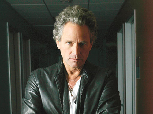 Lindsey Buckingham, seed sower.