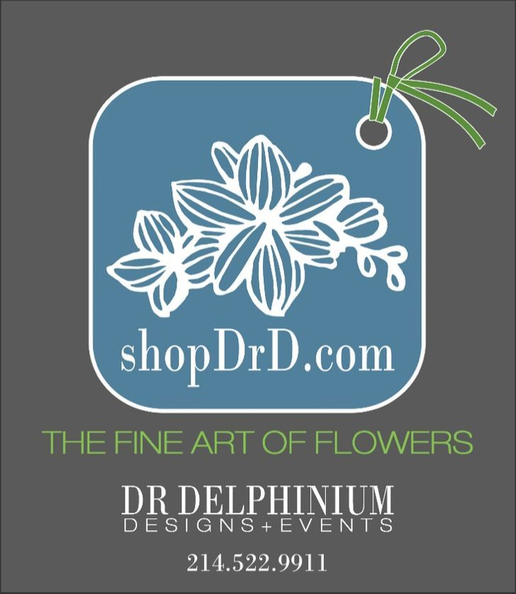 Dr. Delphinium Designs & Events