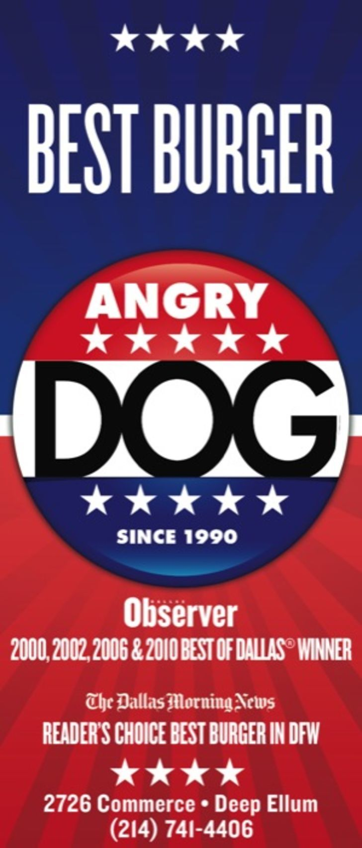 Angry Dog