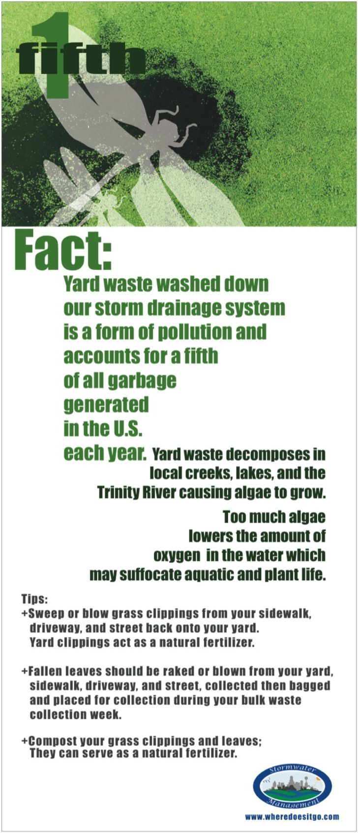 City of Dallas Stormwater Management