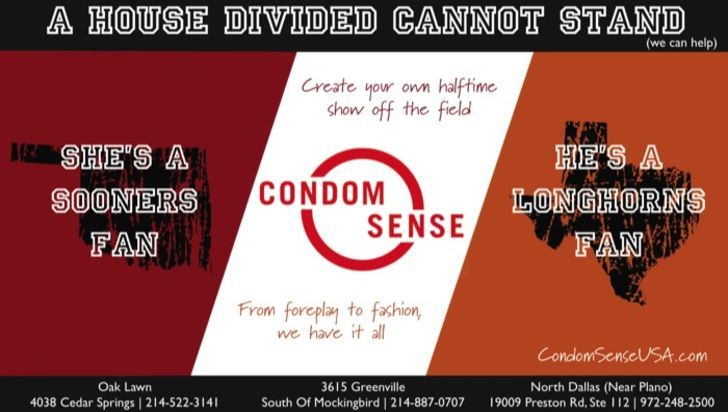 Condom Sensation Dallas, Llc
