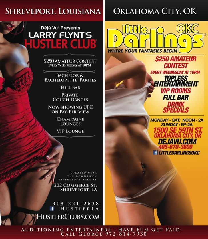 Larry Flynt's Hustler Club
