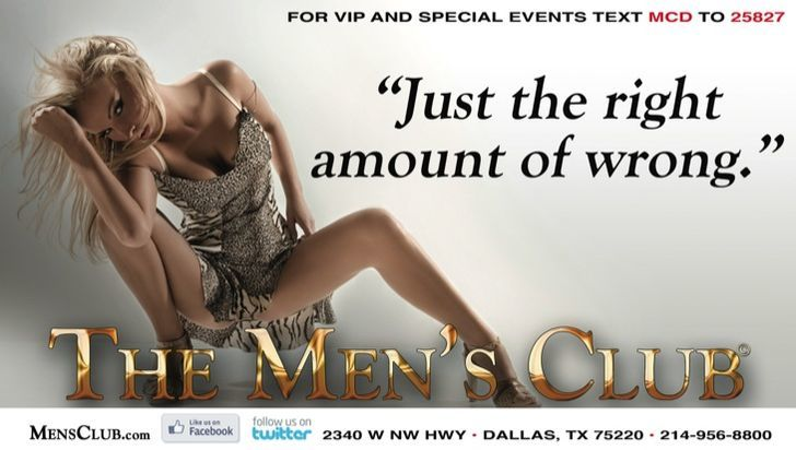 Men's Club Of Dallas