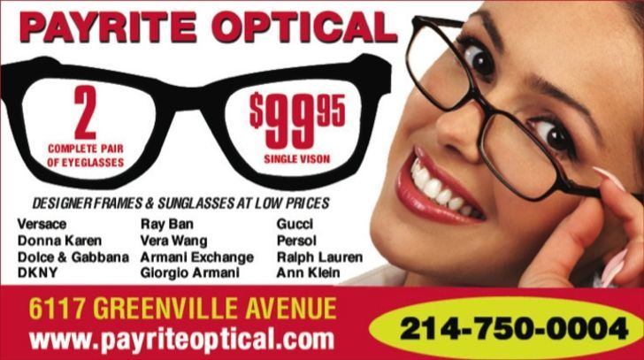 Payrite Optical