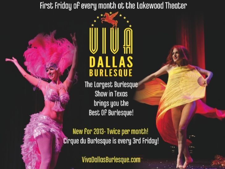 Viva Dallas Burlesque!