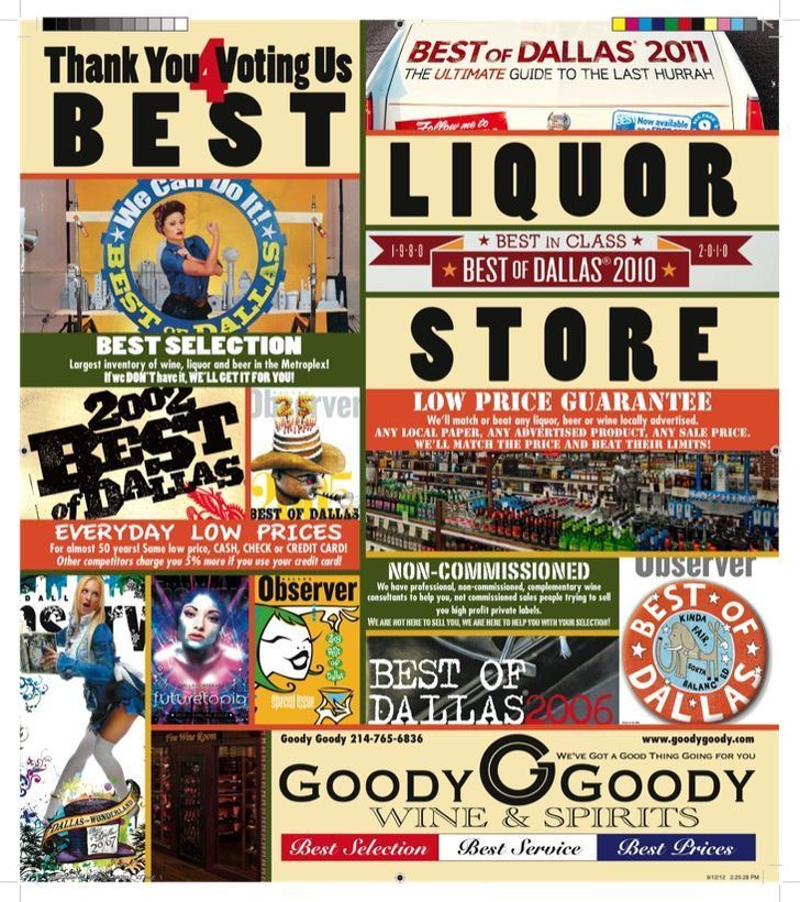 Goody Goody Liquor, Inc.