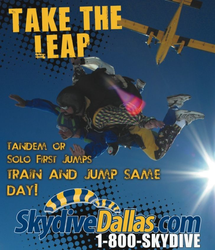 SkyDive Dallas