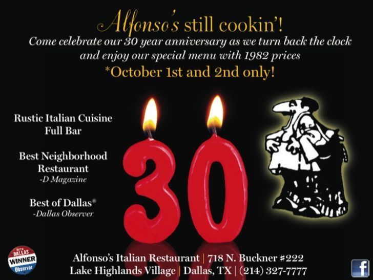 Alfonso's Italian Restaurant