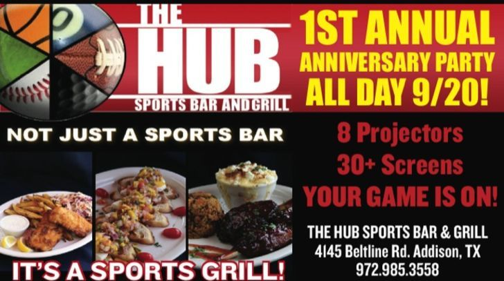 The Hub Sports Bar & Grill
