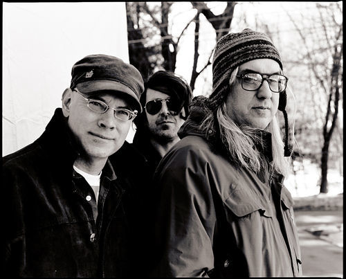 Dinosaur Jr. love a parka.