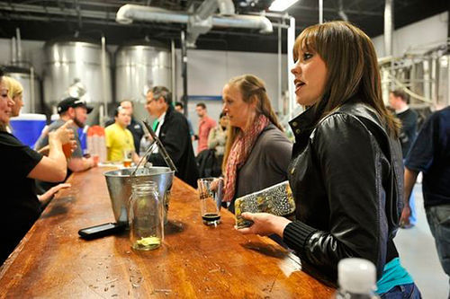 Deep Ellum Brewing Co.'s inaugural tour in January.