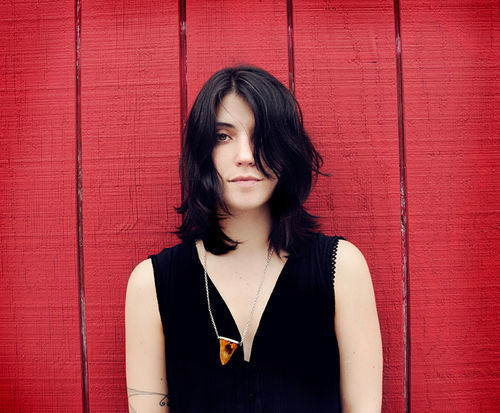 Sharon Van Etten: Not really a tramp.