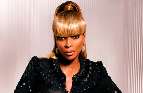 Real talk: Mary J. Blige.