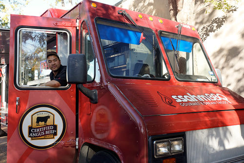 Oh Kwon partnered with Ssahm BBQ founder Andy Park to roll out a second truck.