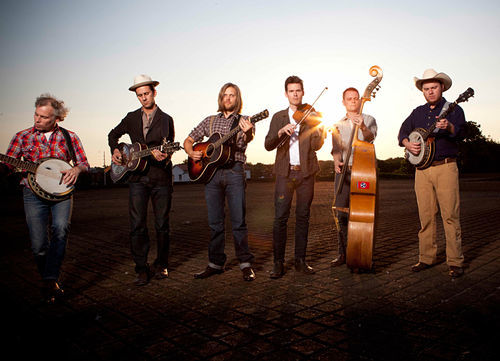 Roll call: Old Crow Medicine Show.