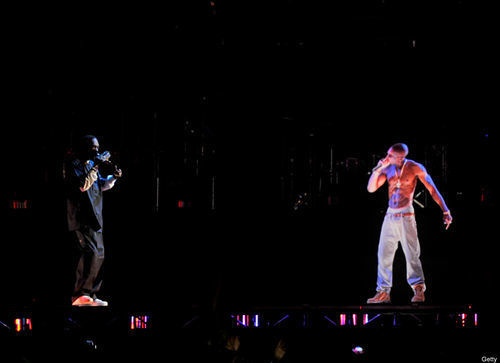 It was a weird year: Tupac's hologram and Snoop Dogg at Coachella.
