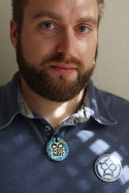 Zach Moore is the non-spiritual leader of Dallas' growing atheist movement.