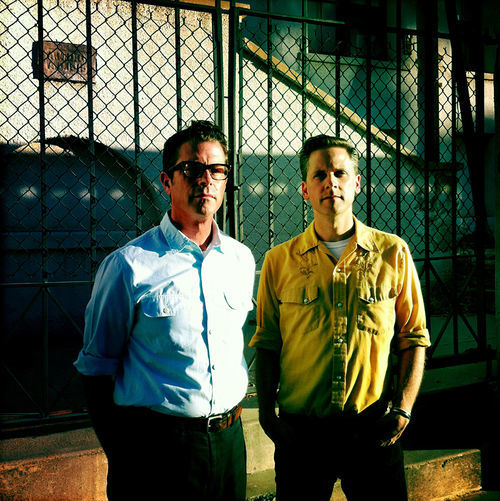 Calexico: too Southern for borders.
