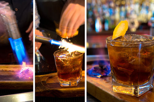 The Brimstone and other cocktails are one reason you should stop into TSP.