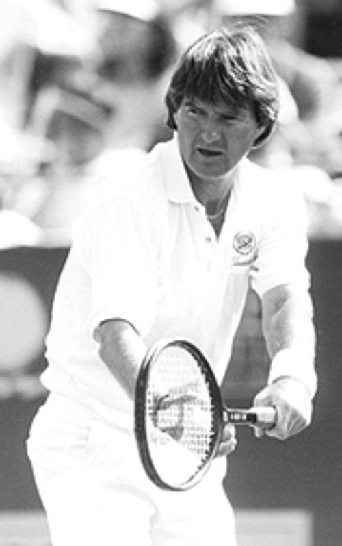 Playing by memory: Jimmy Connors is the WSTC champ, but what else would he be?