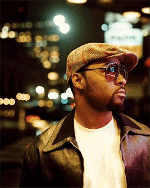 Musiq Soulchild will make you feel dirty...in  a good way.