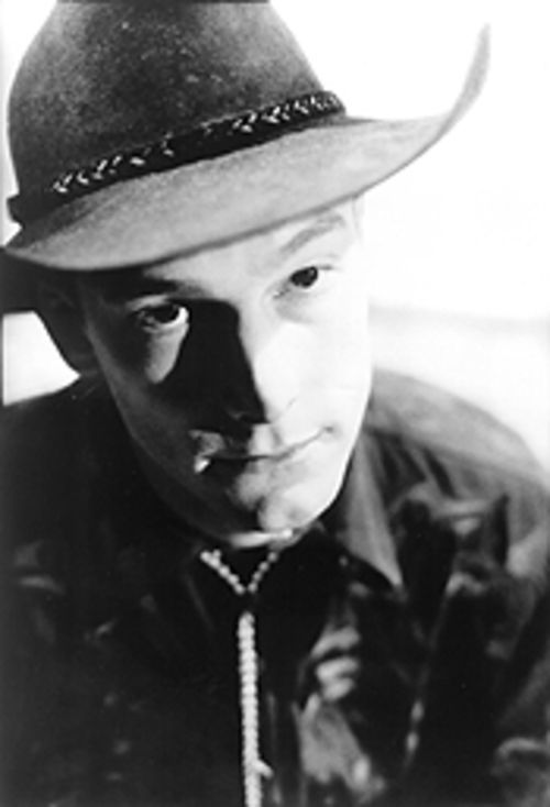 Dead man walking: Hank Williams III is the flesh-and-bone ghost of his grandfather.