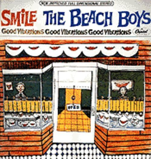 The cover for the Beach Boys' mythical album, the unreleased Smile