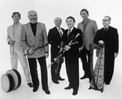 The Chieftains are the world's most successful folk band. Make that, the world's only successful folk band.