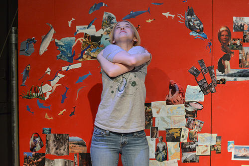 "Barrett Nash brings clarity to a complicated story in the solo drama ""My Name Is Rachel Corrie"" at Second Thought Theatre."