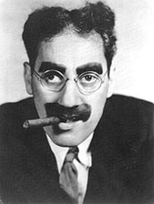 The tragic clown: Several new books about Groucho Marx tell a familiar story about the man and his cigar.