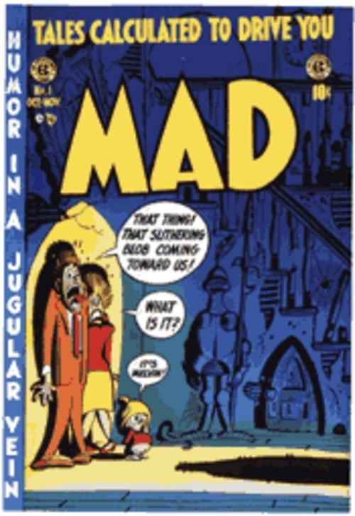 When Harvey Kurtzman began Mad in 1952, it was a comic book. The format changed three years later, when publisher Bill Gaines wanted to keep his editor happy.