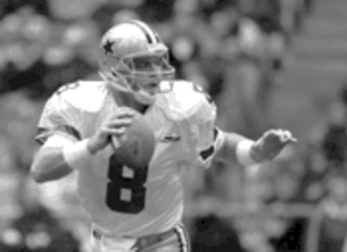 Troy Aikman played a great game Sunday. OK, that's one... against the Bengals.