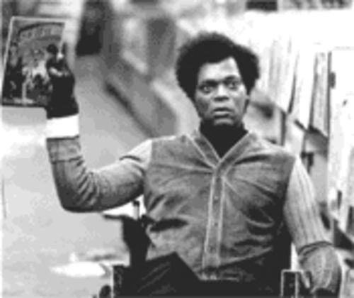 Unbreakable, starring Sam Jackson, has a comic-book ending--which, the writer-director fears, is why people kind of hate his new movie.