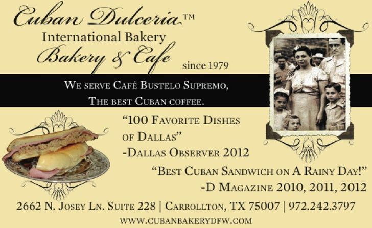 International Bakery & Cuban