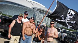 Tailgating at Cowboys Stadium: The Fans of Kenny Chesney