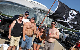 Thumbnail for Tailgating at Cowboys Stadium: The Fans of Kenny Chesney