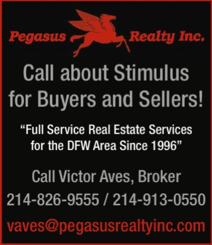 Pegasus Realty Inc.