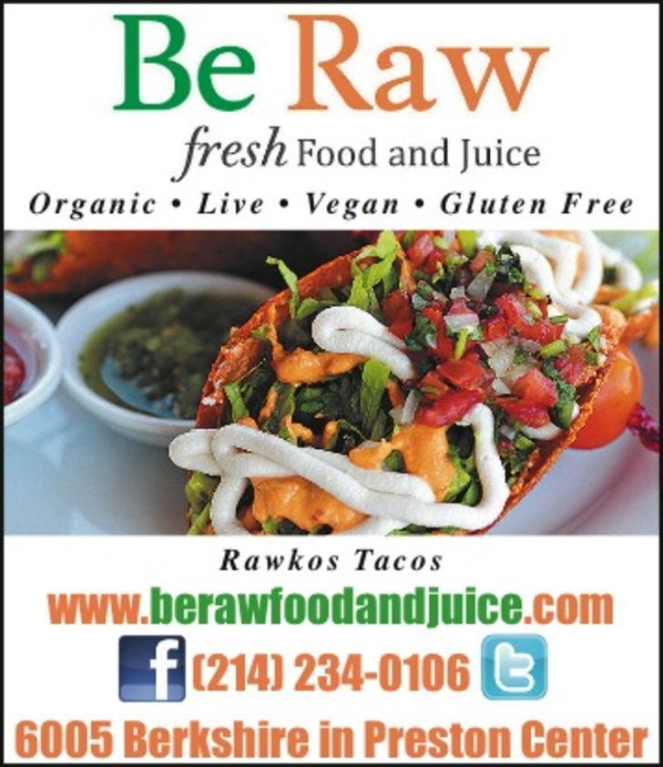 Be Raw Food 'n Juice