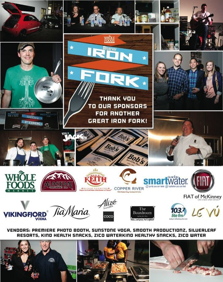 Iron Fork Promo
