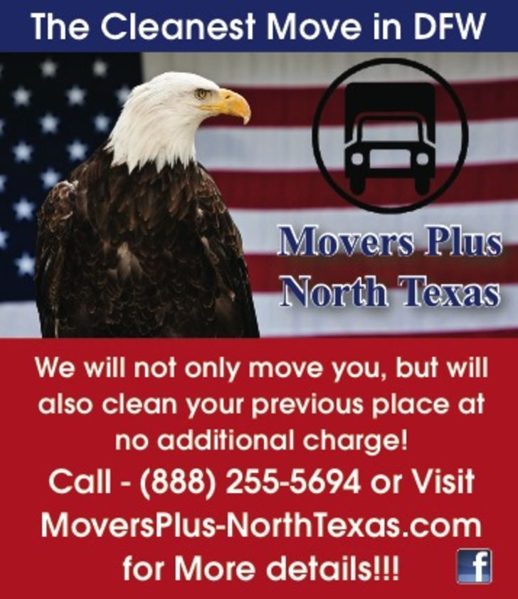 Movers Plus North Texas