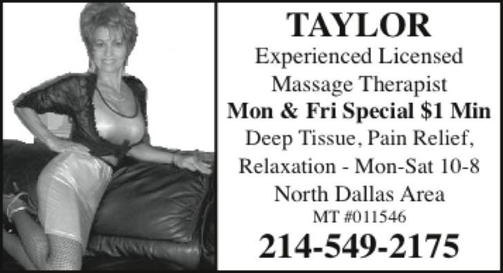 Massage by Taylor
