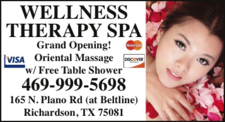 Wellness Therapy Spa