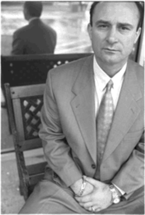 "Bruno Ceka, a Dallas businessman and member of the National Albanian American Council, feels the shift in sympathy away from his people in the Balkans. ""We need to do better P.R."""